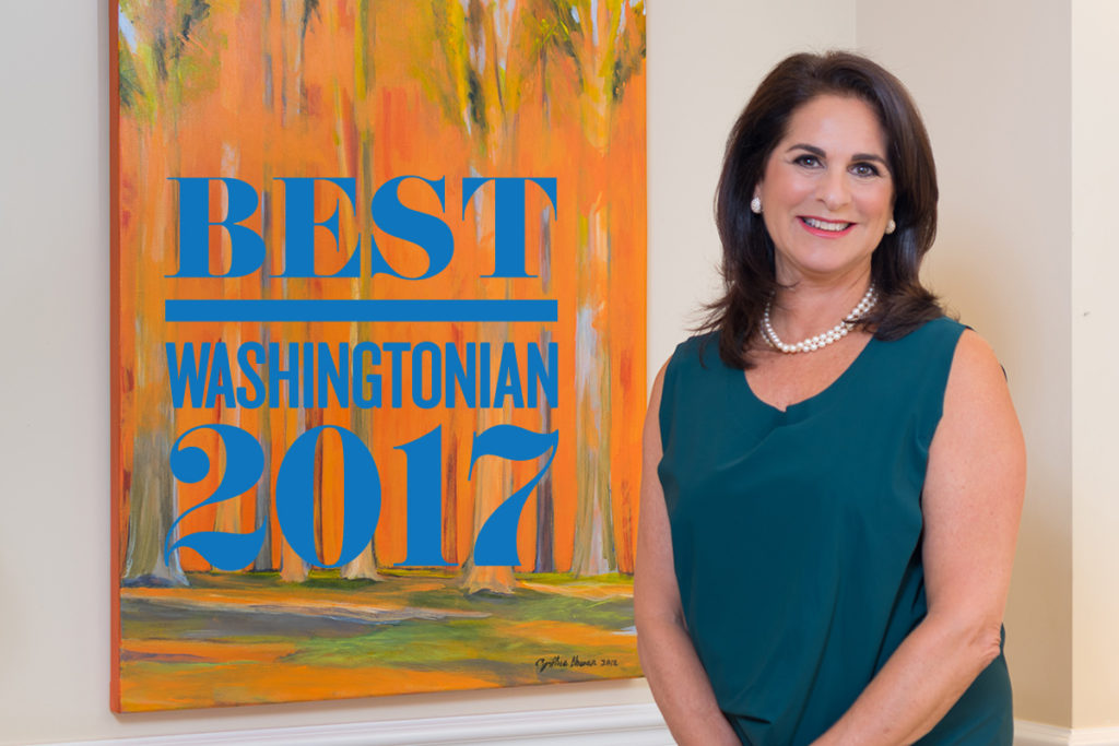 Washingtonian best realtor